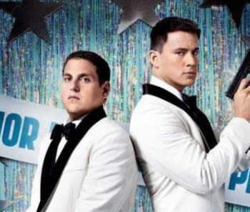 First Footage From The Set of 22 Jump Street With Channing Tatum And Jonah Hill