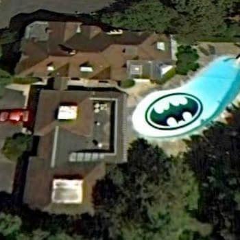 Bat Mansion For Sale, Illinois