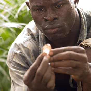Djimon Hounsou And Orlando Bloom Are Heading To South Africa This Summer To Film Zulu