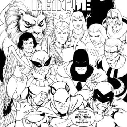The Justice League Of Hanna Barbera