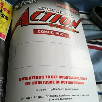 The Action Comics #6 Variant You Dont Want