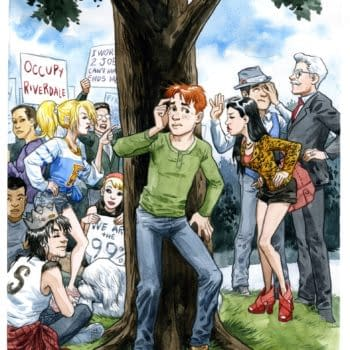 Occupy Riverdale – It's Happening, Here's The Jill Thompson Art To Prove It (UPDATE)