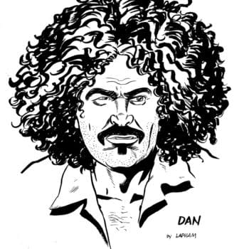 No Holds Barred: David Lapham Talks About Dan the Unharmable