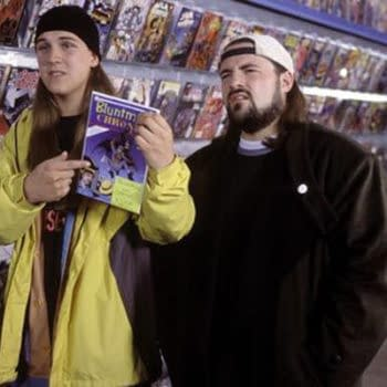 Kevin Smith Turned Down BEFORE WATCHMEN