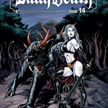 Boundless Plug of the Week: Lady Death #14