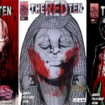 The New Print Comics Distribution Model Makes New Strides