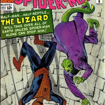 Thursday Trending Topics: Spider-Man And The Lizard