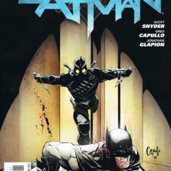 Batman #5 Spins Us A Second Print