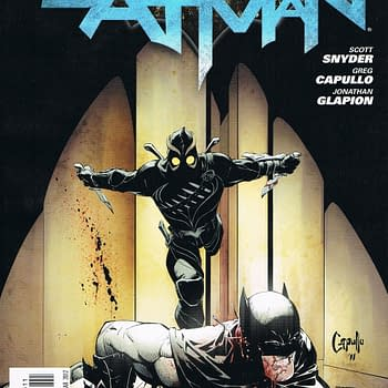 Batman #5 Spins Us A Second Print
