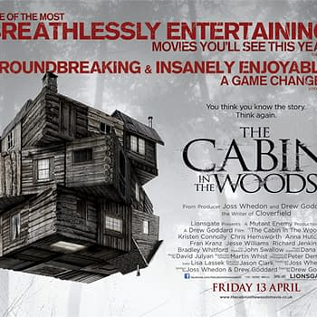 Drew Goddard And Jesse Williams Share Some Of Their Cabin In The Woods Goodness With Us