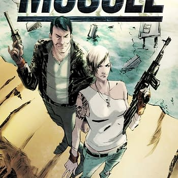 American Muscle From Palmiotti Gray Mellon And Possibly Two Other People.