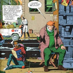 Retailers Talk Before Watchmen