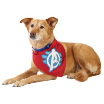 Dogs Get Involved In Avengers Vs X-Men Crossover