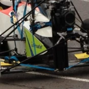 Ron Howard's Rush Set Photos Show Vehicles And Stills From Film