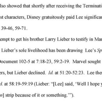 Marc Toberoff Alleges Stan Lee Threatened His Own Brother Larry, In Jack Kirby Appeal