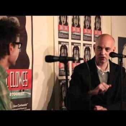 When BoingBoing's Mark Frauenfelder Interviewed Daniel Clowes