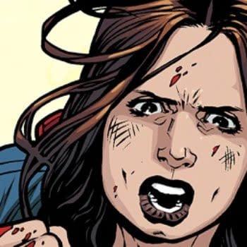 Last Week's Comics In Seventeen Panels