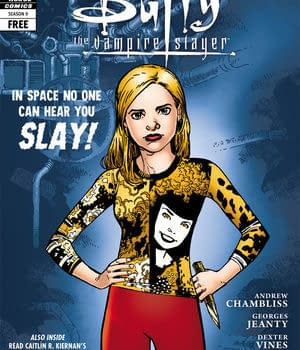 Buffy Vs Aliens For Free Comic Book Day