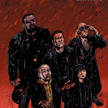 Amazon Orders Garth Ennis And Darick Robertsons The Boys To Series