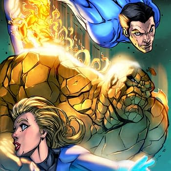 Ryan Stegman Leaves Scarlet Spider For Fantastic Four