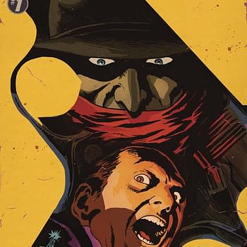 Now The Shadow #1 Gets A Second Print