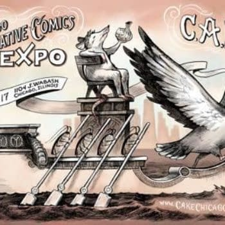 Chicago Cake – A New Small Press Festival