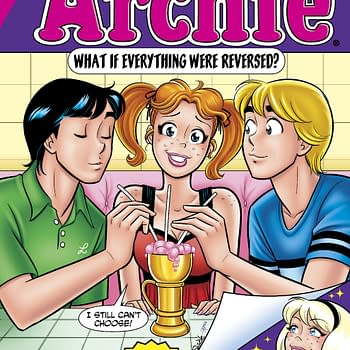 Archie Comics Goes Gender Swapping