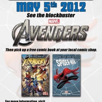 Will Marvel Get Cinema Goers Into The Stores For Free Comic Book Day?