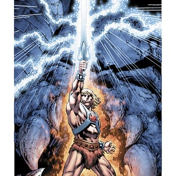 James Robinson And Philip Tan Bring You He-Man And The Masters Of The Universe Comic From DC