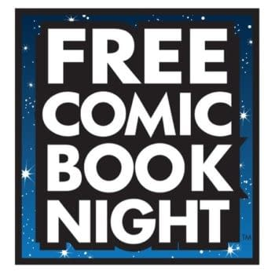 FCBD 2012: Free Comic Book Night From Double Midnight Comics, Manchester, New Hamsphire