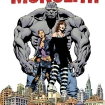 Creators Claim Monolith Back From DC, Image To Publish In European Editions