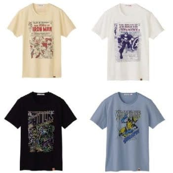 Comic Book Masterclasses This Weekend In London At Uniqlo