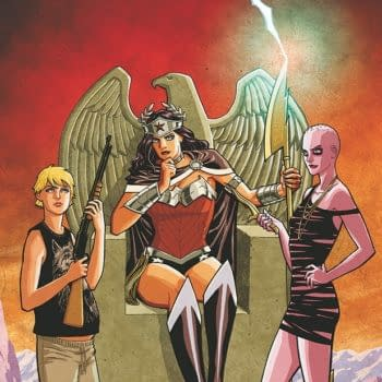 """C2E2: DC New 52 Panel – """"Wonder Woman Has Gone To Hell Already"""""""