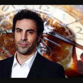 Sacha Baron Cohen Getting Set To Play Time, The Villain Of Alice In Wonderland 2