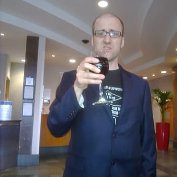 Kapow 2012: Kieron Gillen And The £10.70 Glass Of Wine