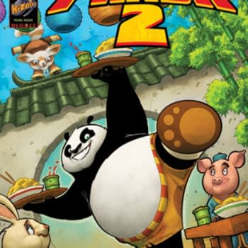 Dreamworks Comic Book App To Launch
