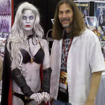 Come for the Sexy Lady Stay for the Myth-Making: Mike Wolfer on Lady Death