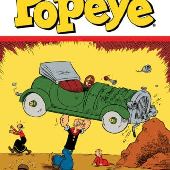 Thirteen Thousand Copies Of Popeye #1 Sell Out. Well, Whaddayaknow.