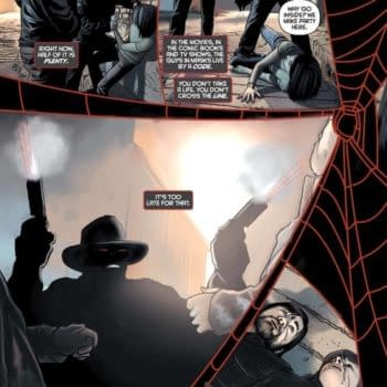 The Spider #1 Commentary By David Liss