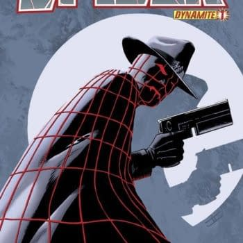 The Spider #1 Sells Out, Here's The Second Print