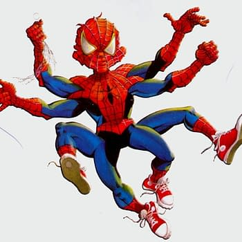 Mad Magazine Does Spider-Man And Double Thwips