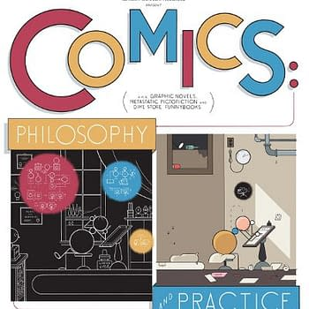 Comics: Philosophy and Practice with Spiegelman Crumb Seth Ware Bechdel Burn Sacco And Friends