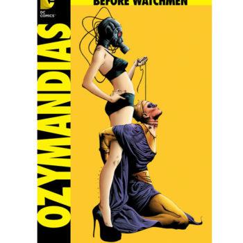 Ozymandias #2 Cover Is Just A Little Bit Kinky