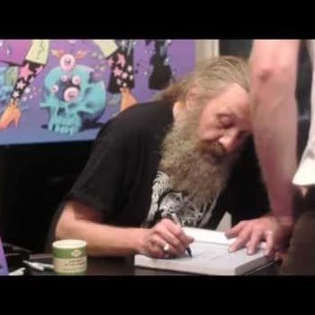 Alan Moore And Kevin O'Neill To Sign League Books Today