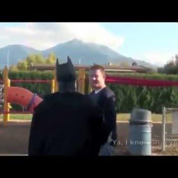 The Batman That Caught A Predator