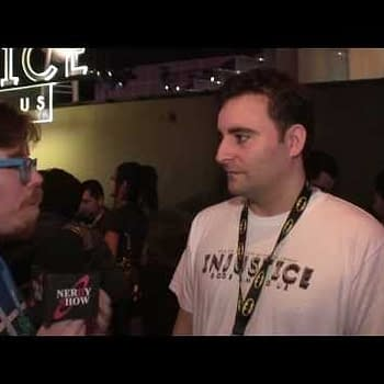 E3: Talking To Adam Urbano Of Injustice: Gods Among Us About Wonder Womans Pants