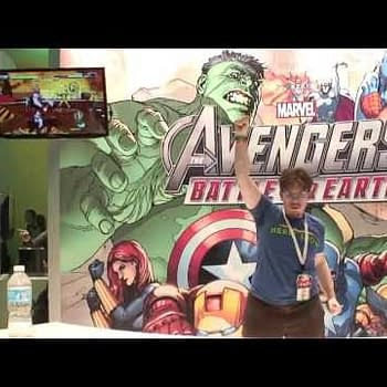 E3: Talking To Jessica Crockett Of The Avengers: Battle For Earth Kinect Hands-On