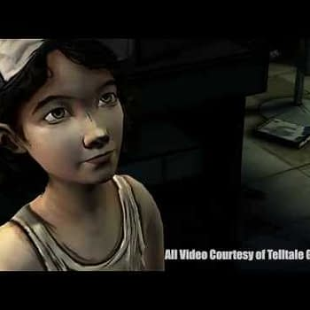 E3: Talking To Richard Iggo About Telltale Games Walking Dead Episode 2 And How Your Decisions Affect It