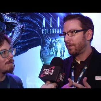 E3: Talking To Brian Burleson About Aliens: Colonial Marines
