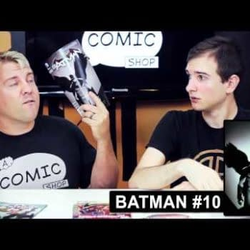 A Comic Shop – Before Watchmen, After Spider-Men, Batman Wins